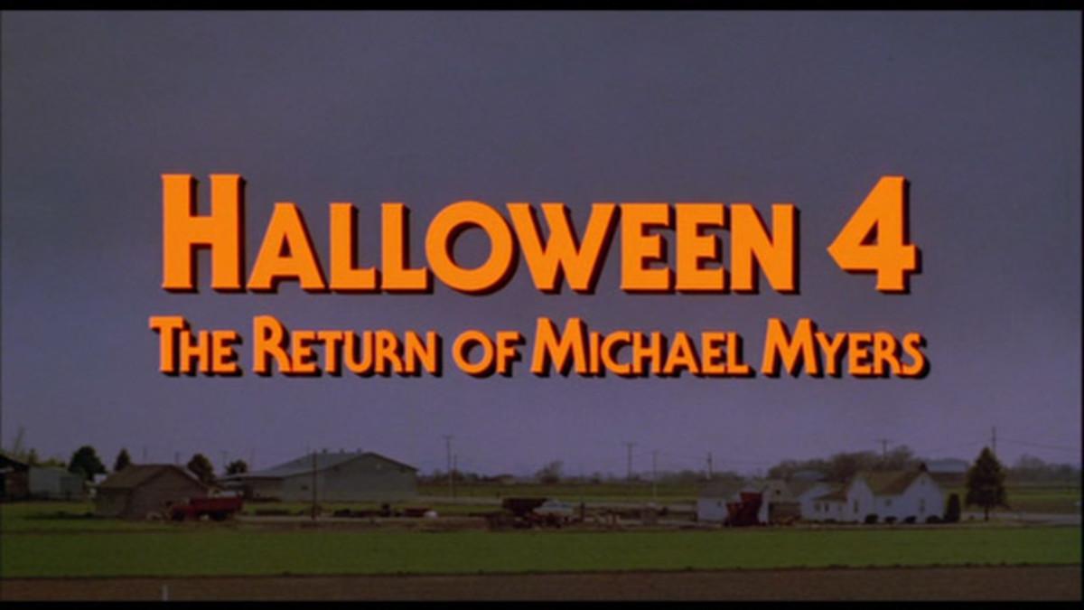 HEY LOOK! LOOK EVERYONE, LOOK! MICHAEL MYERS IS BACK!! YOU SEE?! YOU SEE??!! MICHAEL MYERS IS BACK IN THIS ONE!! NO WORRIES!!! MICHAEL MYERS IS BACK!!!!!