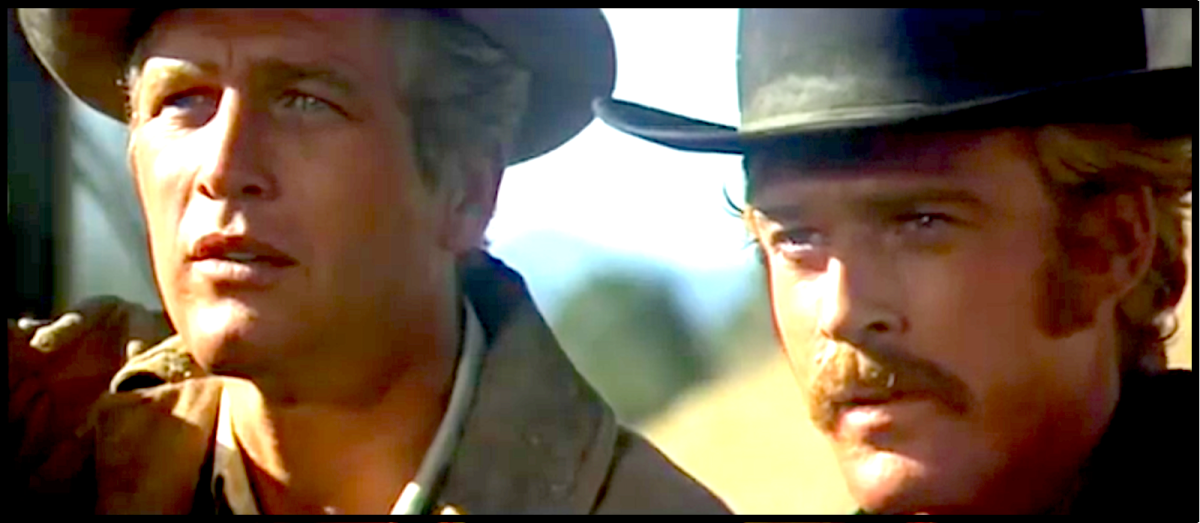 Paul Newman and Robert Redford had such incredible screen chemistry playing two lovable outlaws, they paired again for another great movie classic in 1973, The Sting.