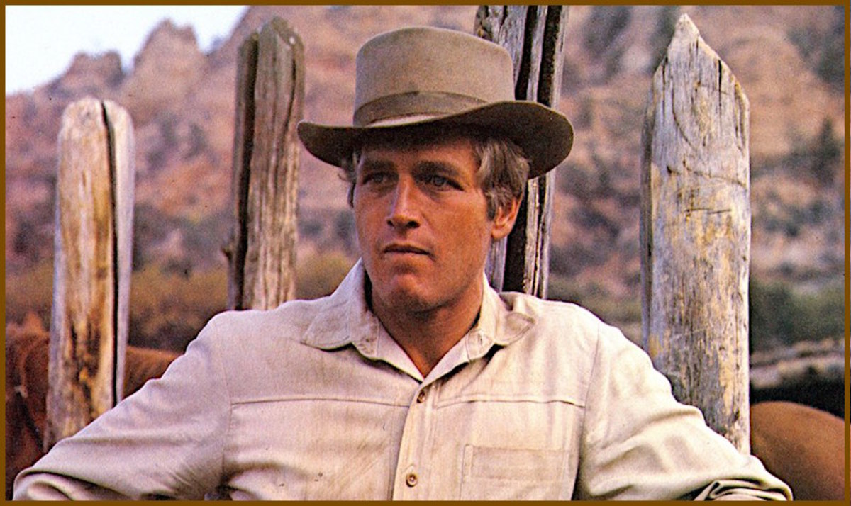 Of all Paul Newman's movies, Butch Cassidy and the Sundance Kid is one of his most memorable.