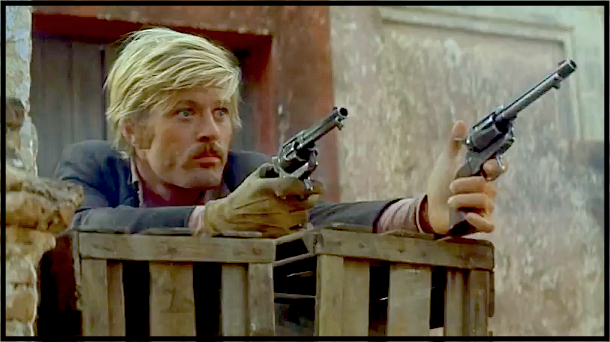 After filming Butch Cassidy and the Sundance Kid, Robert Redford soon bought a ski resort near Provo, Utah, and remaned it after his movie character.