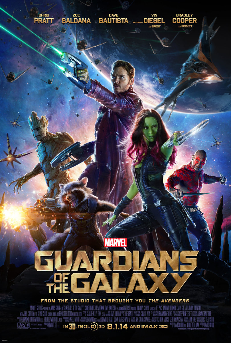 Guardians of the Awesome