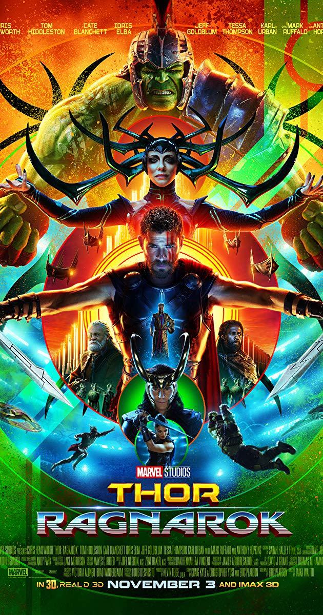 Thor: Ragnarjoke