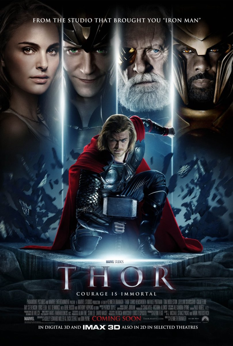 Thor... Just... Just Thor.