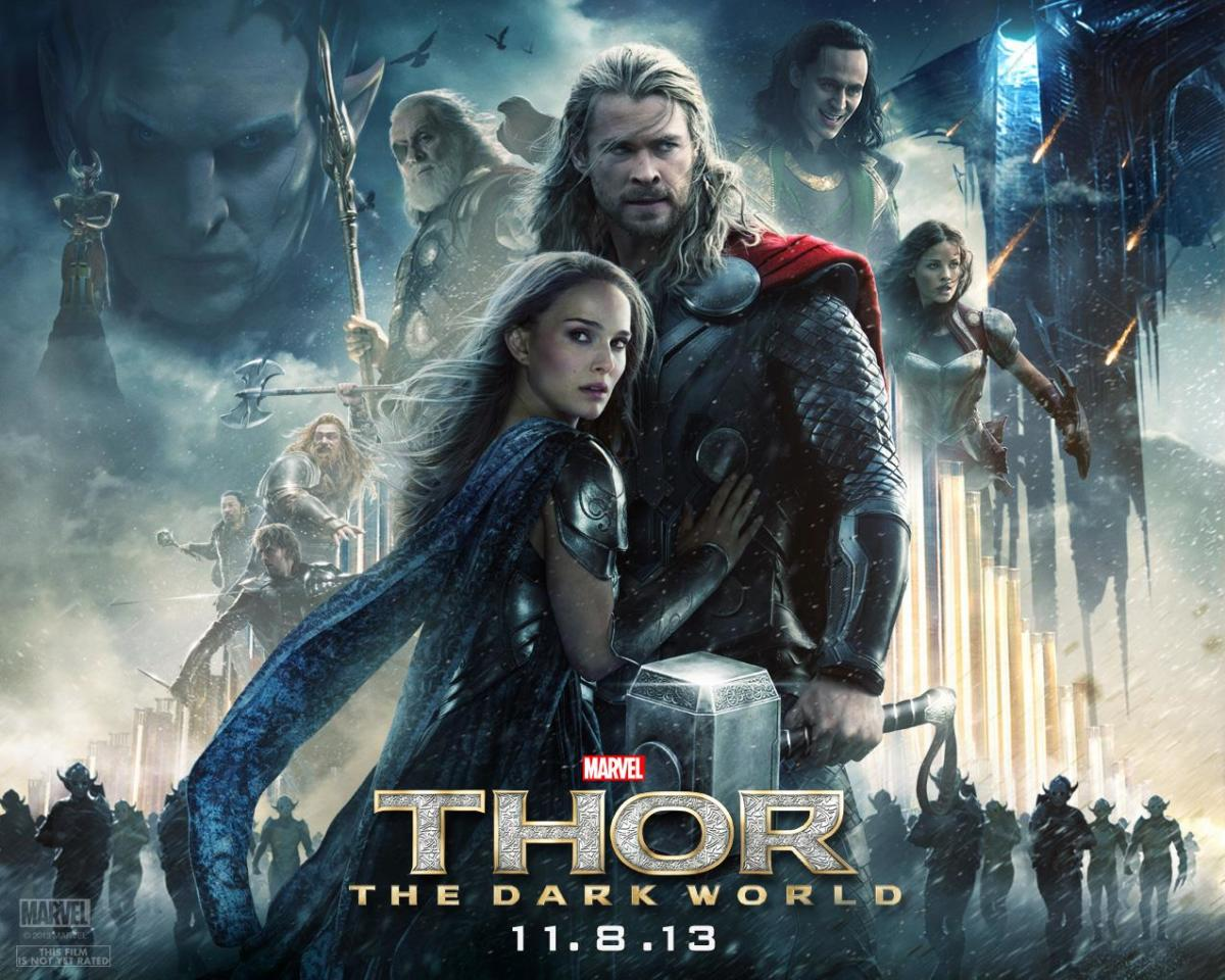 Thor: The Dark Bore