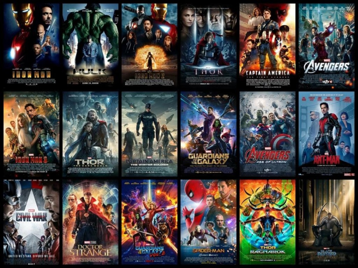 There may be a lot of Marvel movies... maybe.