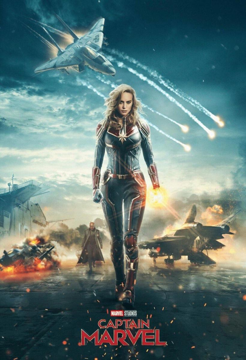Captain Woman That Badasses Her Way Into Stupid Internet Controversy