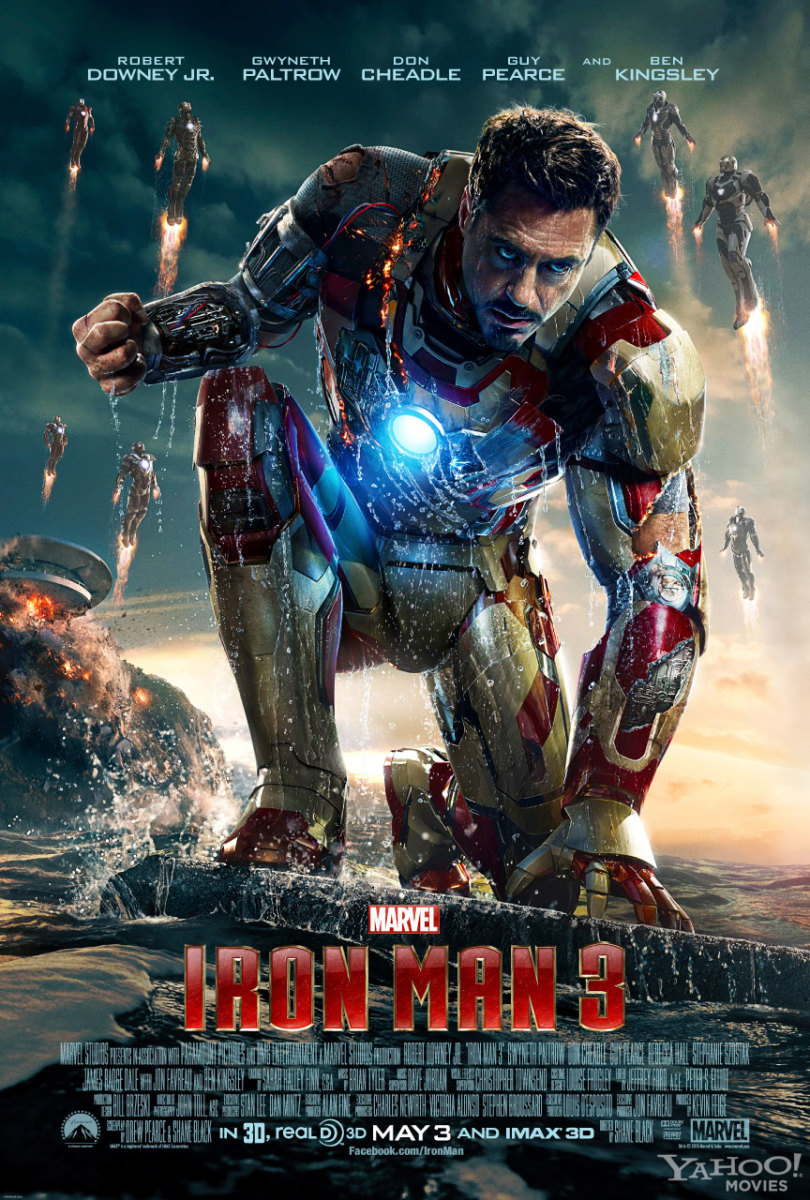 Iron Man 3: The Shane Black One