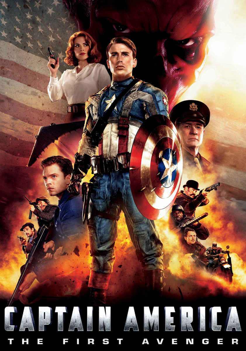 America's Captain That Avenged First, But Was Fourth Hero to Get A Movie