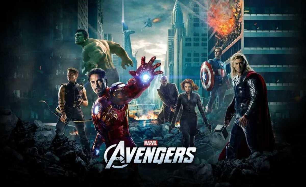 The Avengers Finally Frikkin' Assemble