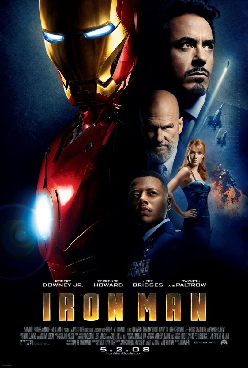 Robert Downey Jr.'s Magnificent Iron Comeback