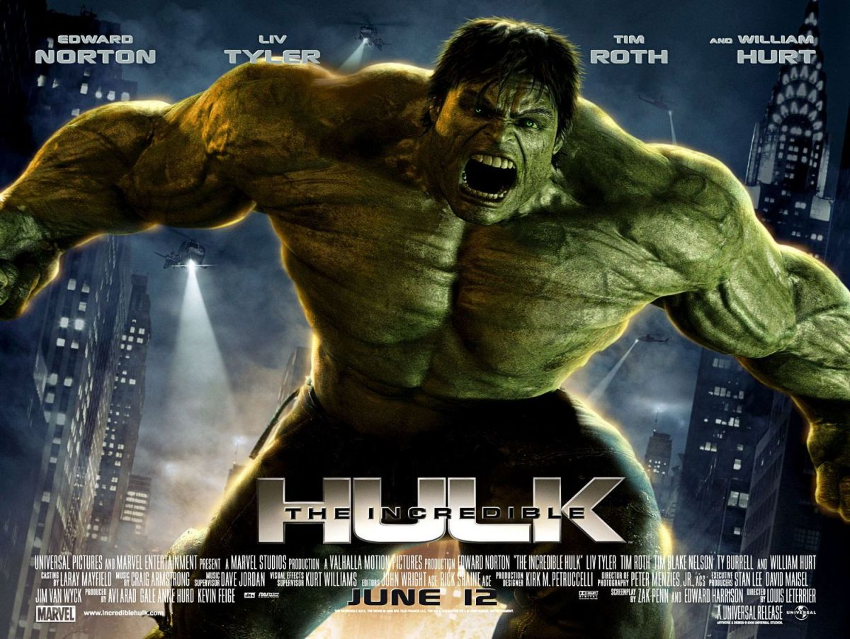 The Incredibly Okay Hulk