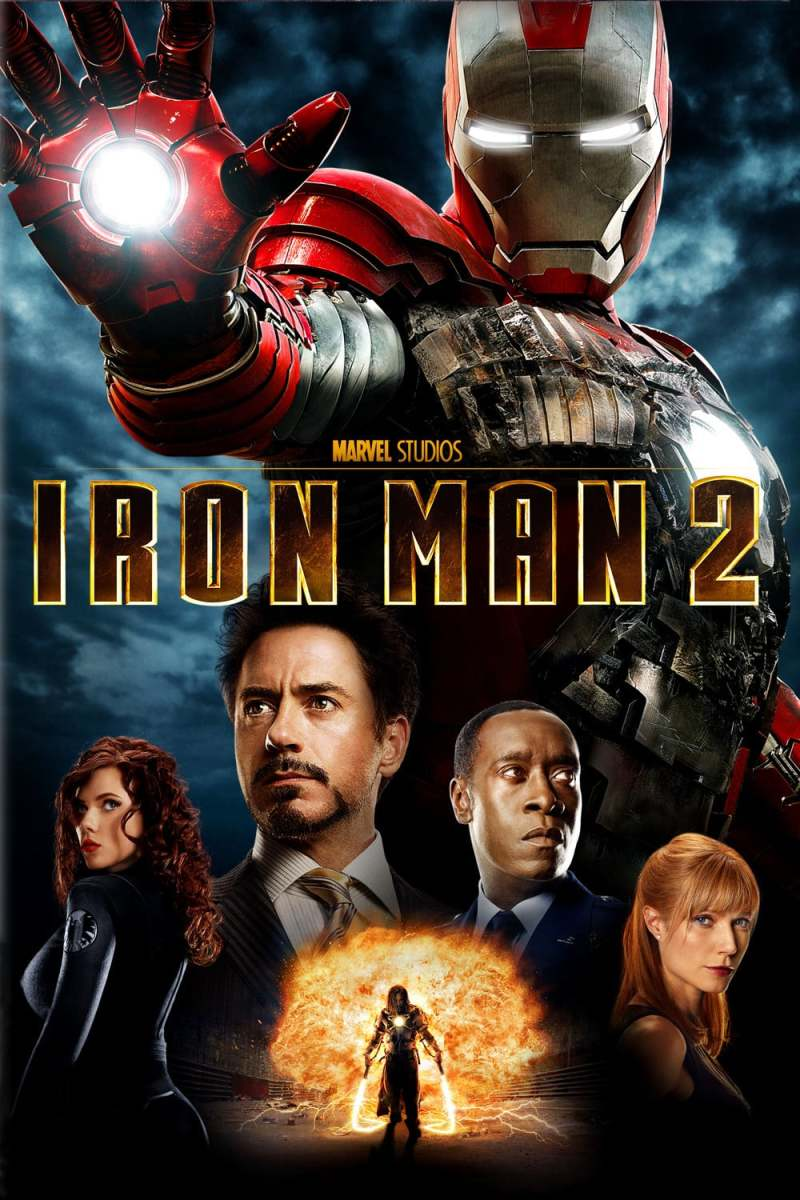 Iron Man with 2 Much Going On