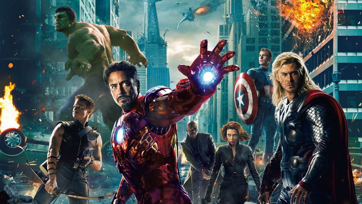 The Avengers | Top 10 Marvel Movies You Should Watch