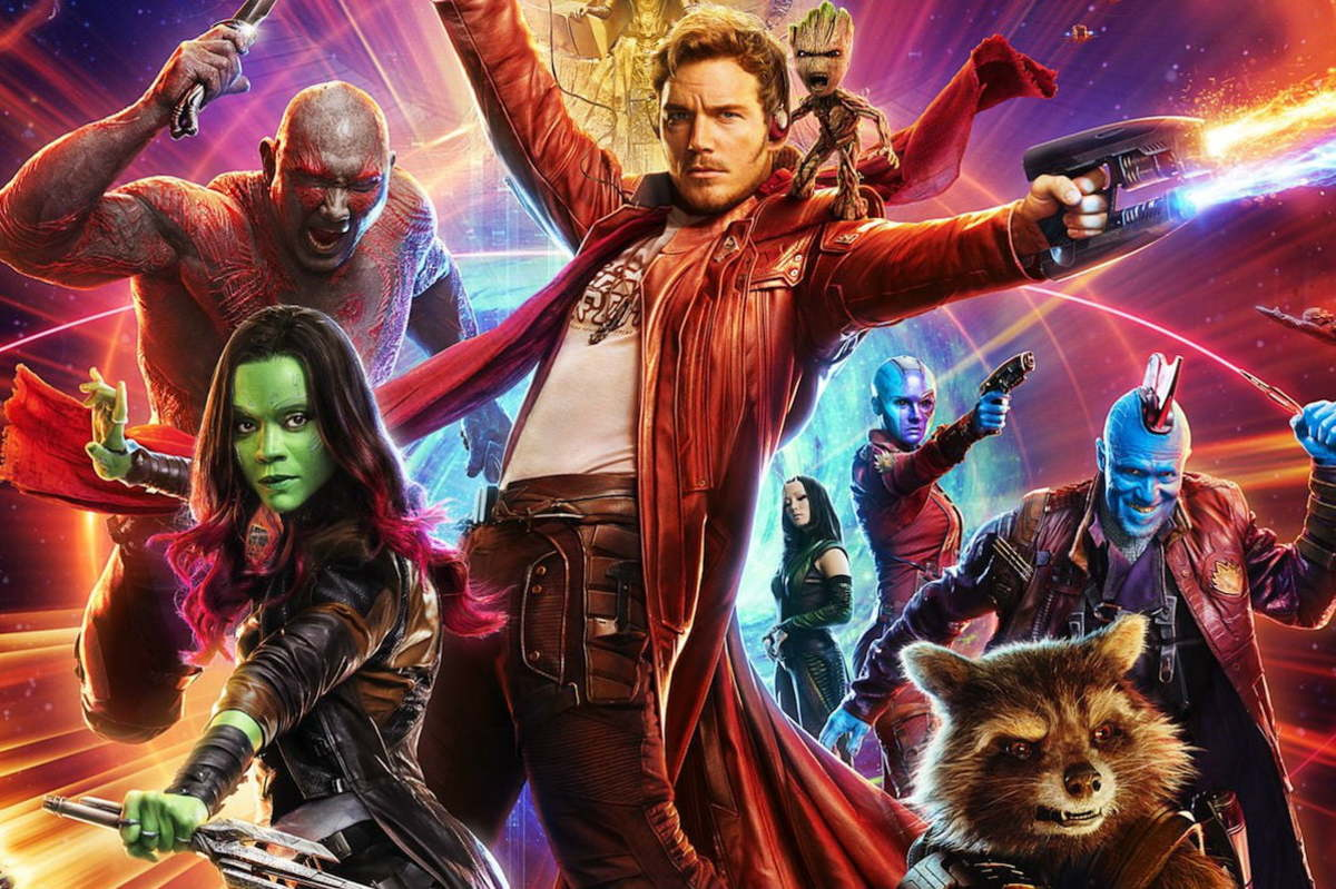 Guardians of the Galaxy | Top 10 Marvel Movies You Should Watch