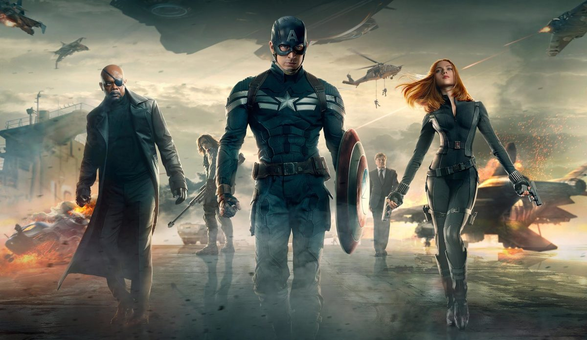 Captain America: The Winter Soldier | Top 10 Marvel Movies You Should Watch