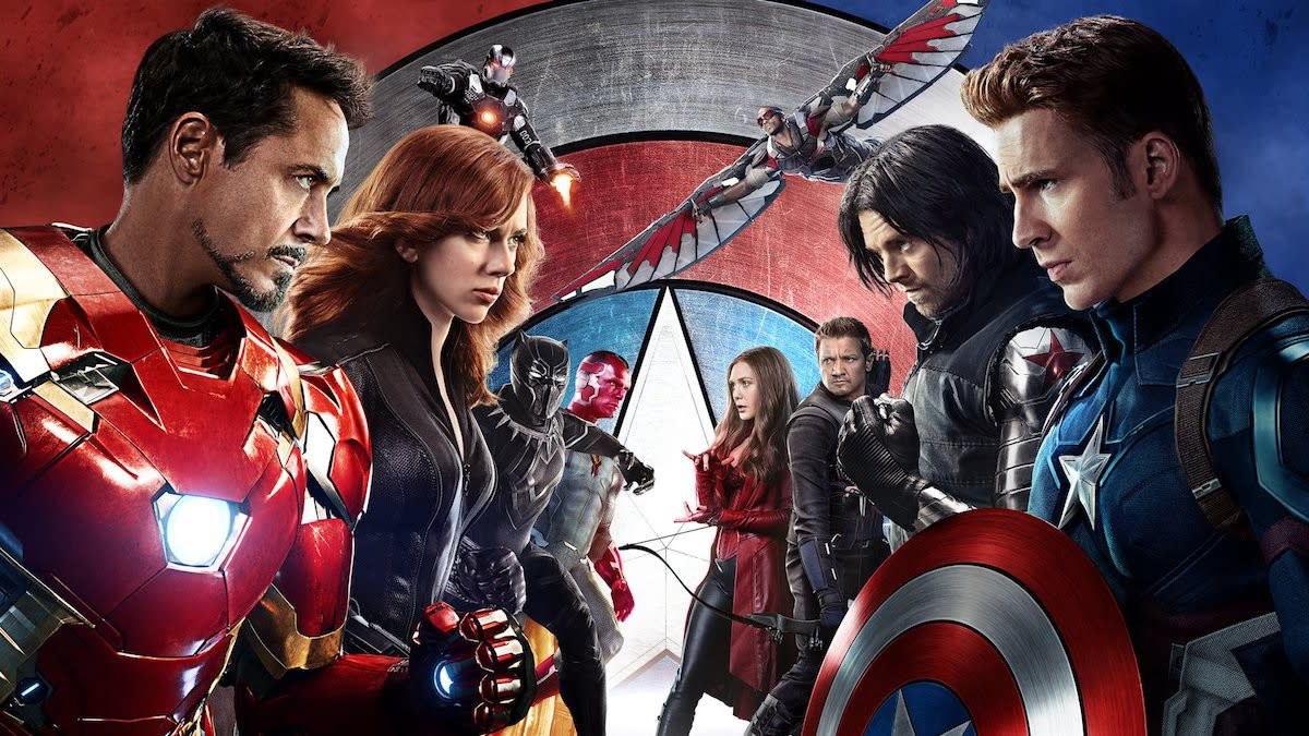 Captain America: Civil War | Top 10 Marvel Movies You Should Watch