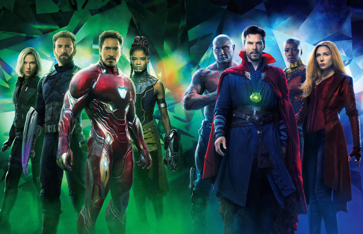 Avengers: Infinity War | Top 10 Marvel Movies You Should Watch