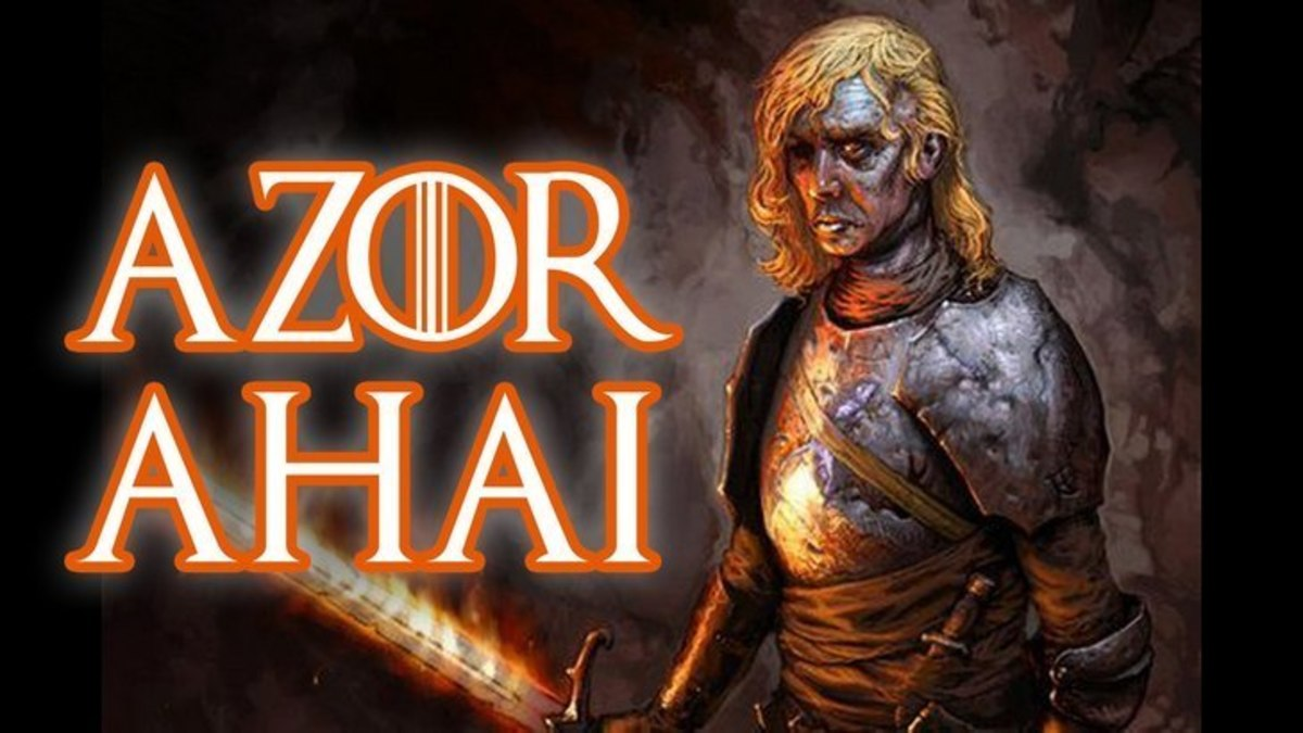 The question of who is the reincarnation of Azor Ahai was never answered.