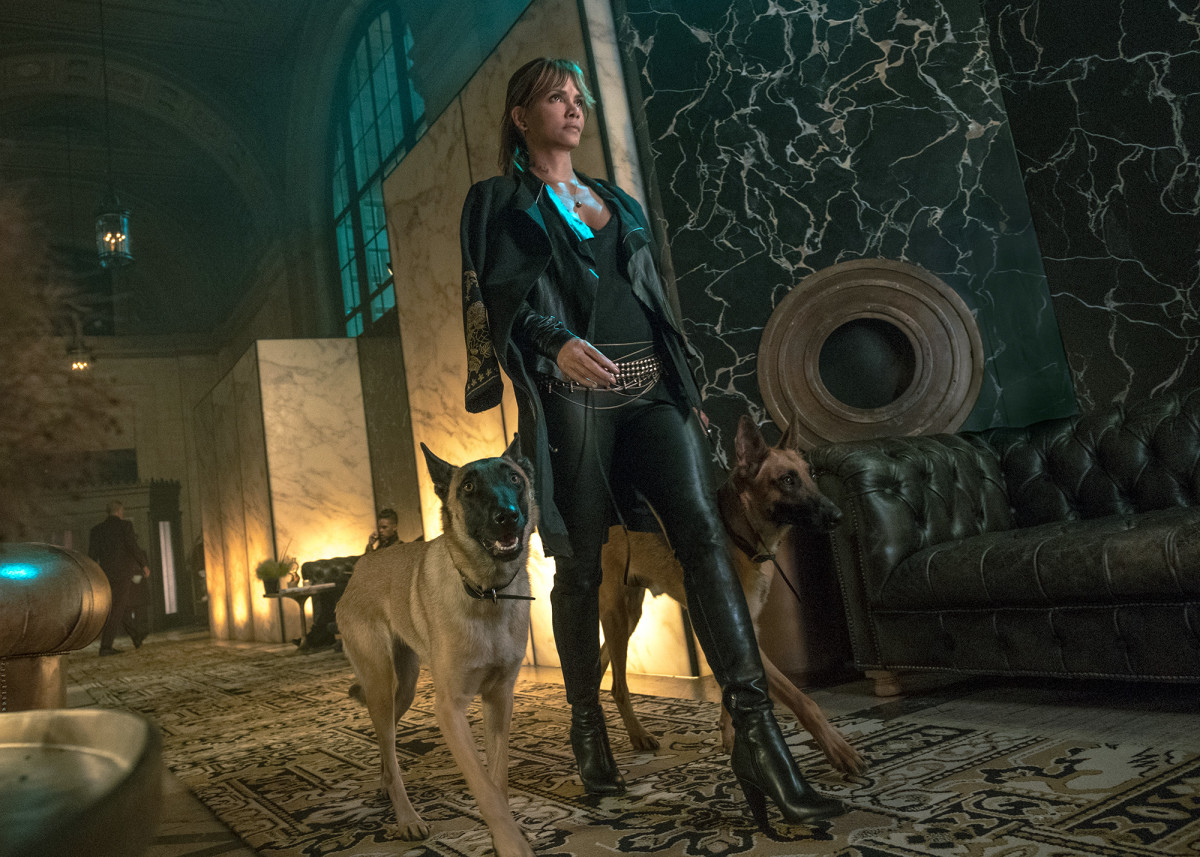 """Halle Berry as Sofia in, """"John Wick: Chapter 3 - Parabellum."""""""