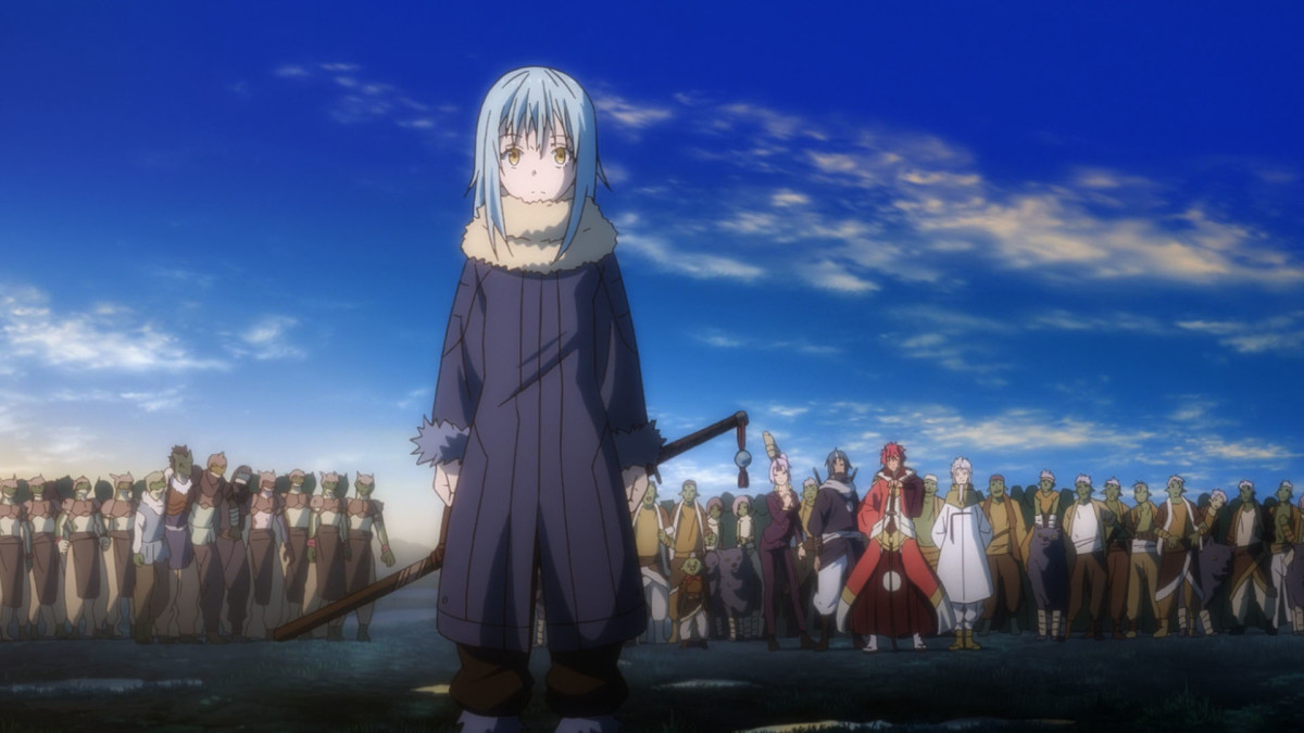 Rimuru and his subordinates in the aftermath of an uneasy crisis.