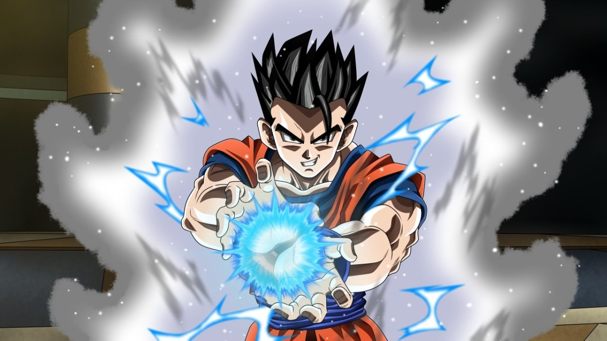 Gohan in the Tournament of Power