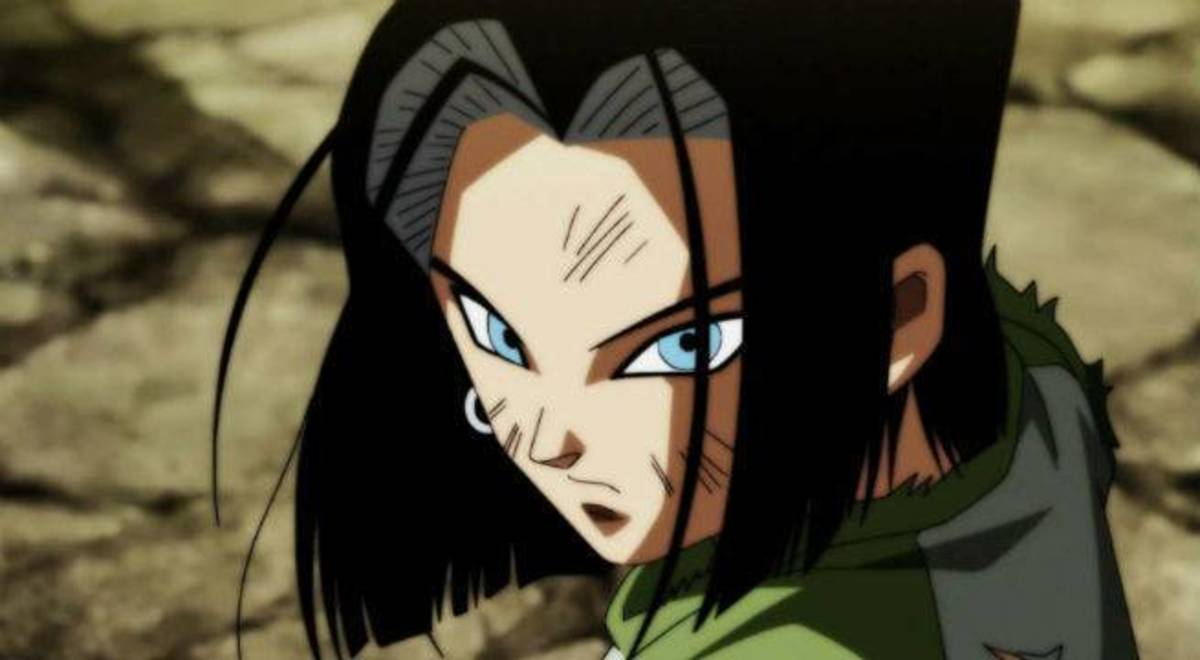Android 17 in the Tournament of Power
