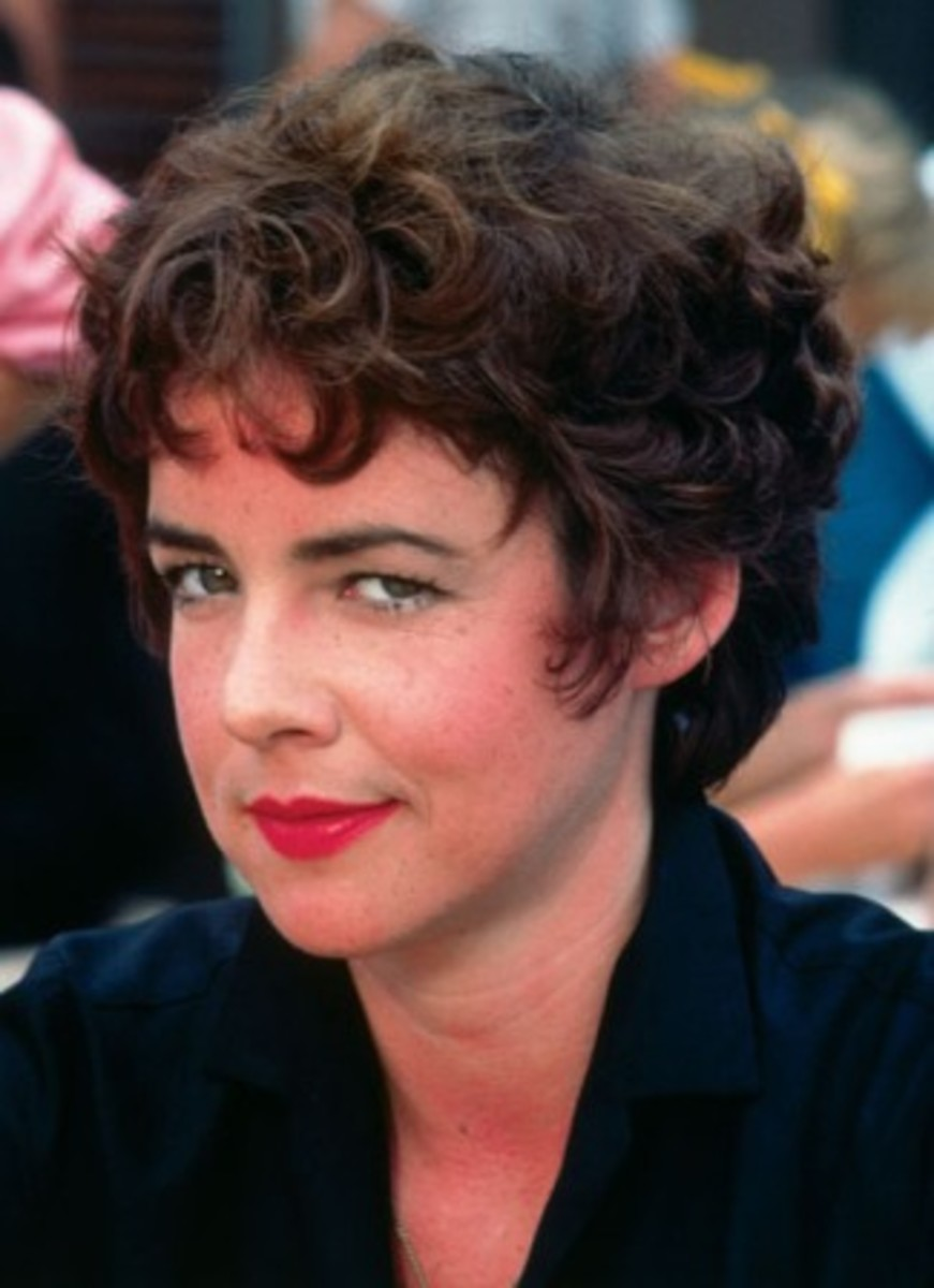 Stockard Channing as Rizzo in Grease.