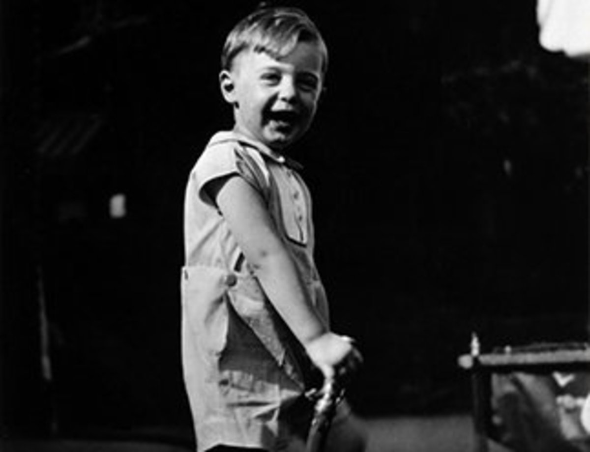 Young Fred Rogers