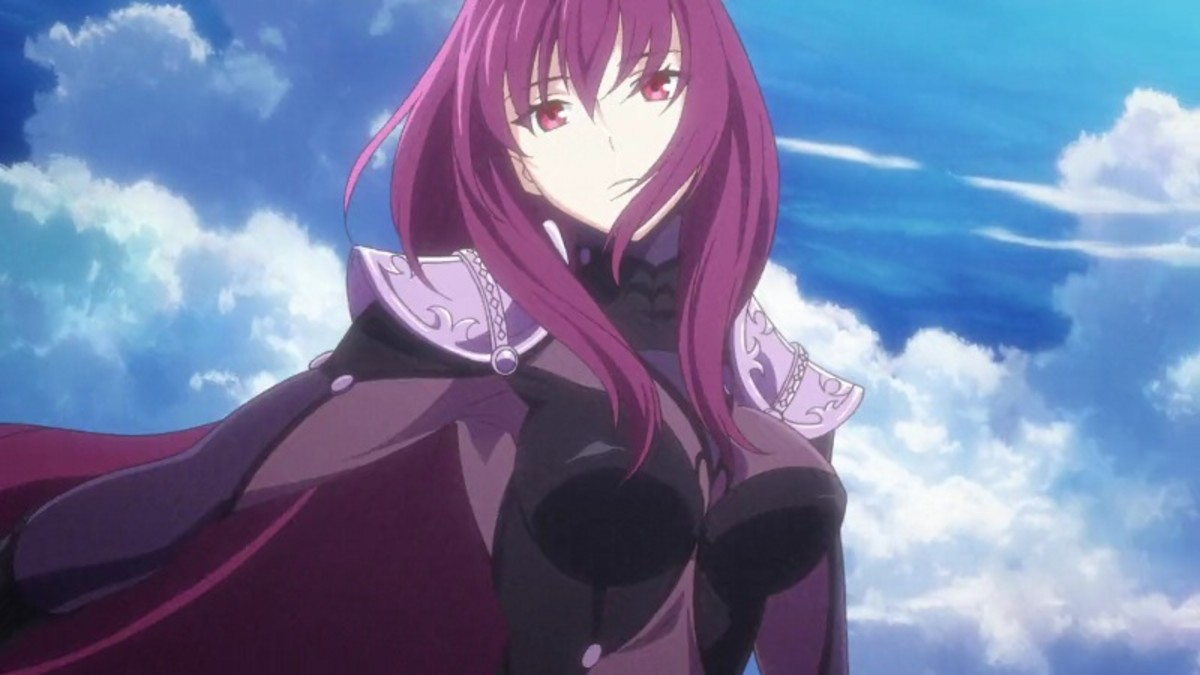 Scáthach in Fate