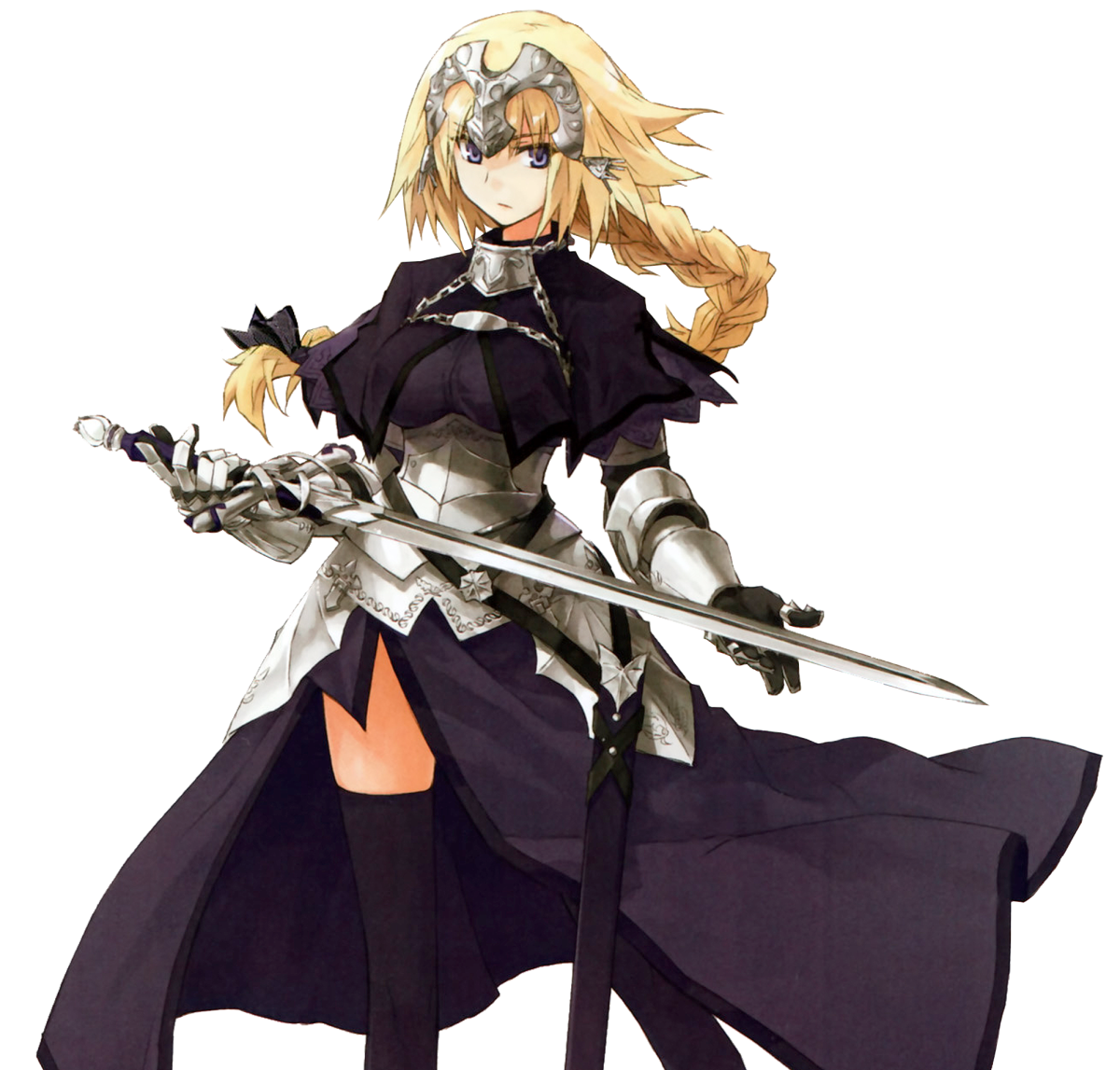 Jeanne D'arc as Ruler