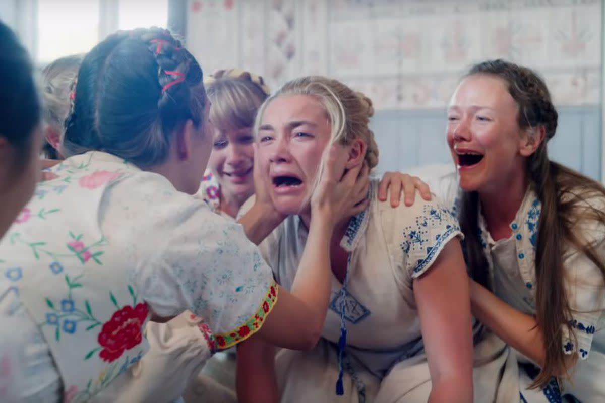 Florence Pugh in Midsommar's Third Act l A24