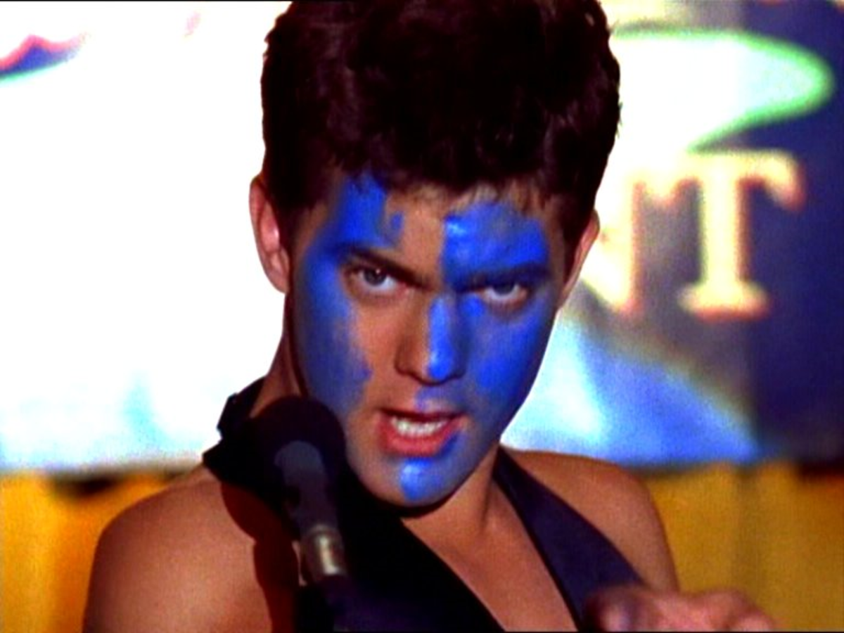 Joshua Jackson as Pacey Witter.