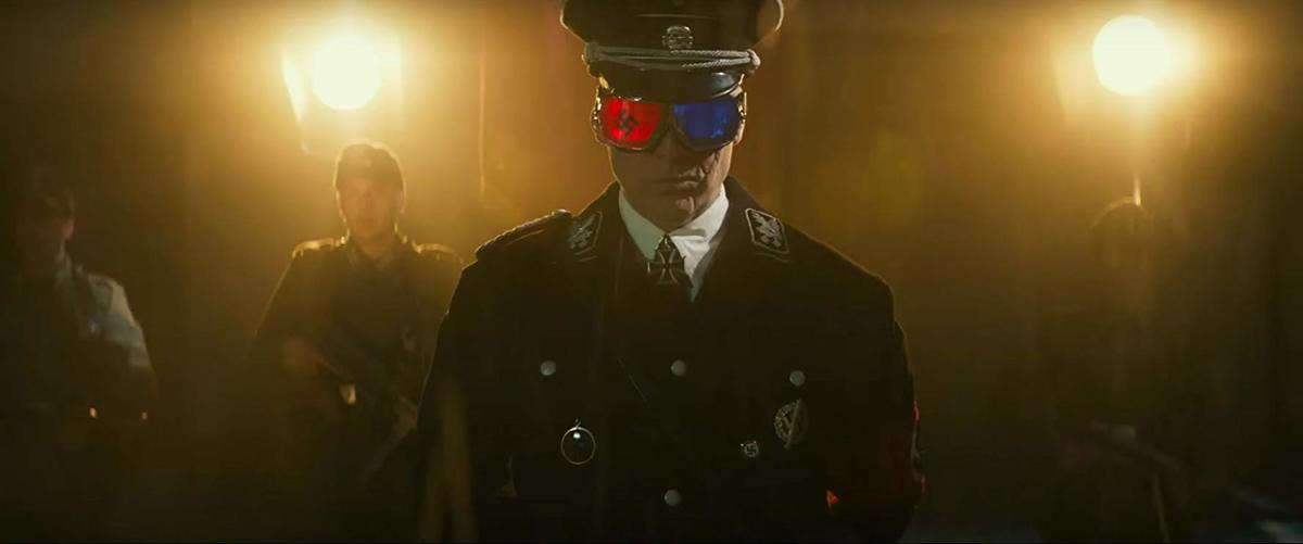 Nazi 3D Glasses.