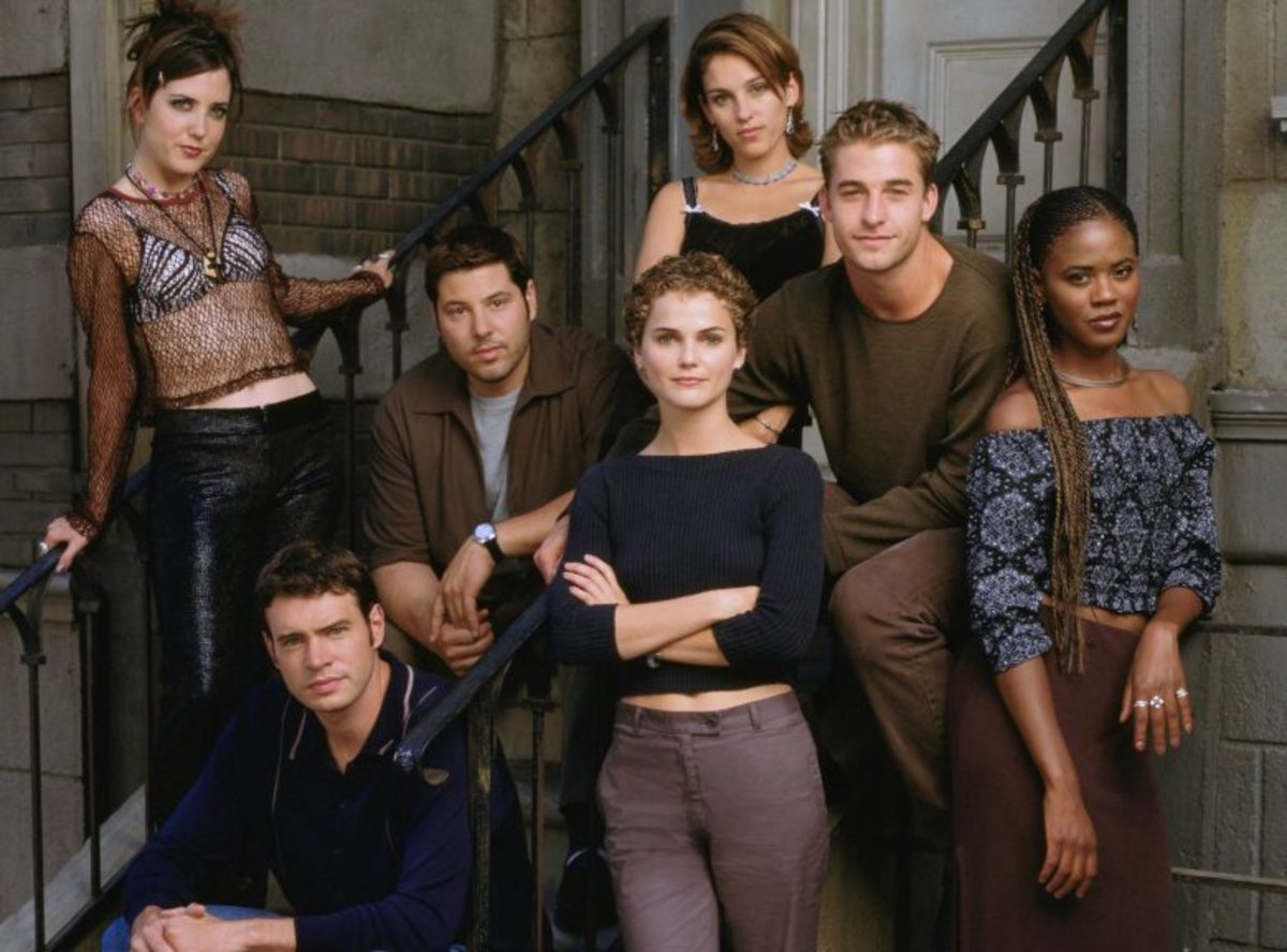 The Felicity cast!