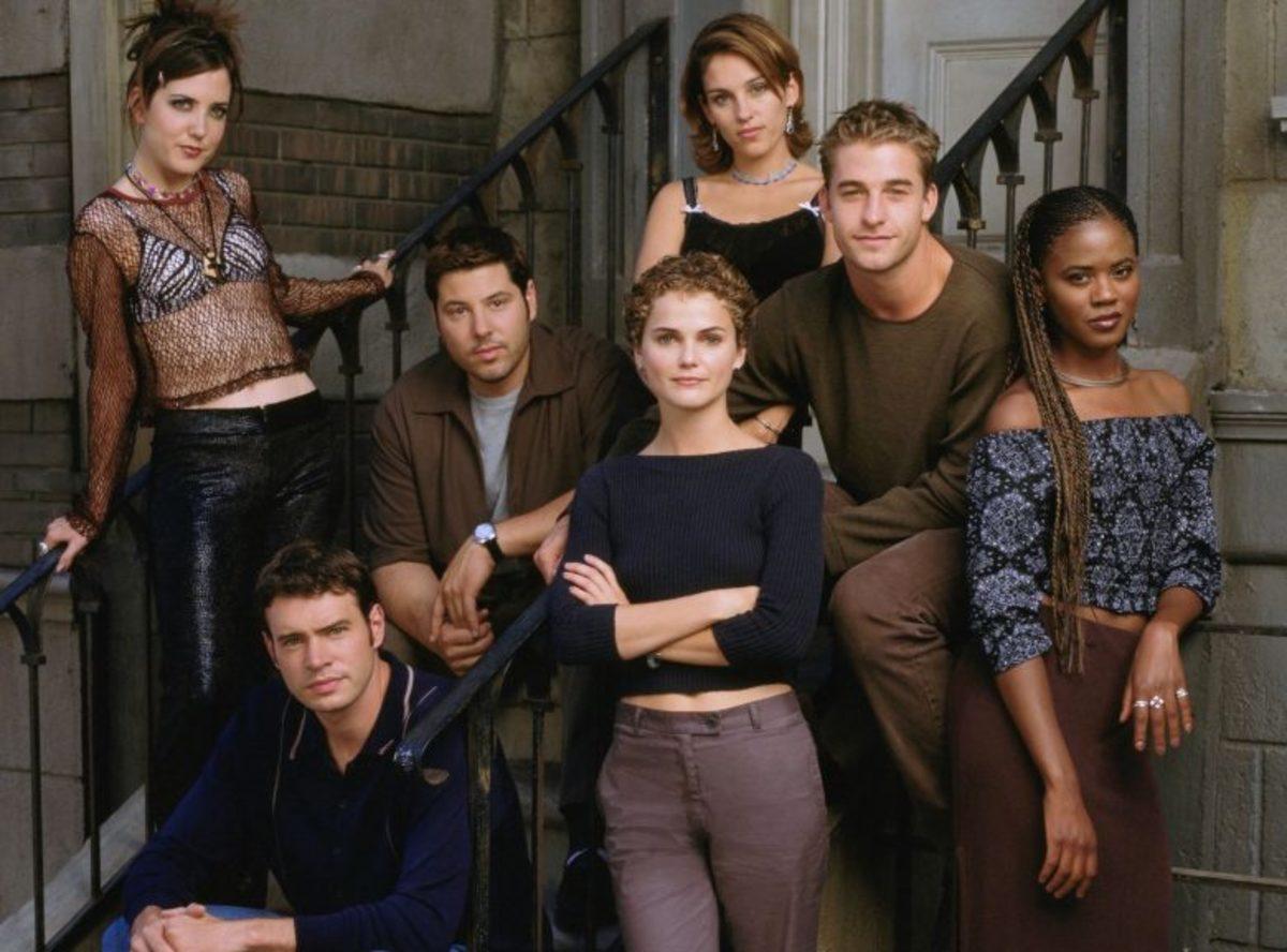 The Felicity cast!