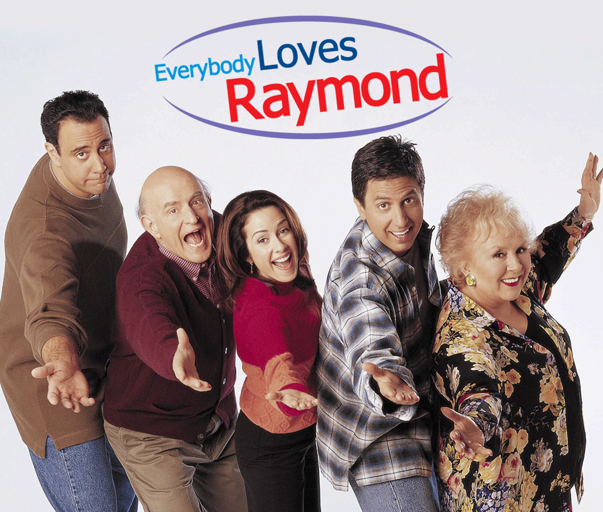 The Raymond cast!