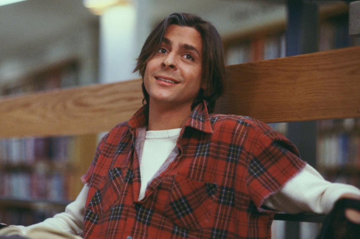 Judd Nelson as Bender in The Breakfast Club.