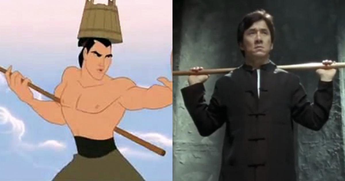 Jackie Chan as Li Shang.