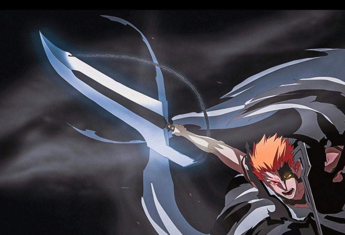 Ichigo's second Bankai
