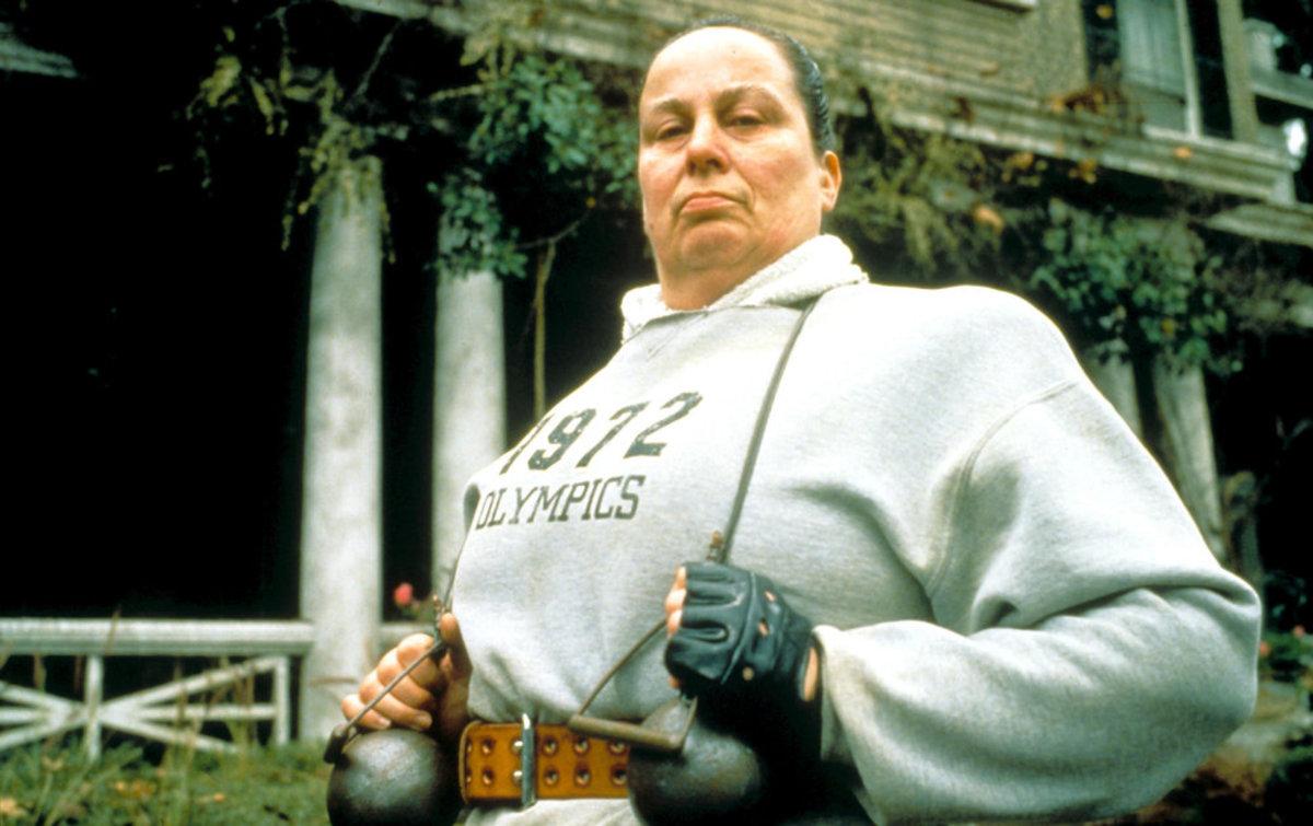 Pam Ferris as Miss Trunchbull.