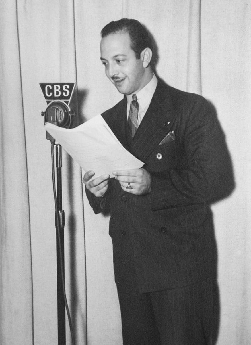 Young Mel Blanc