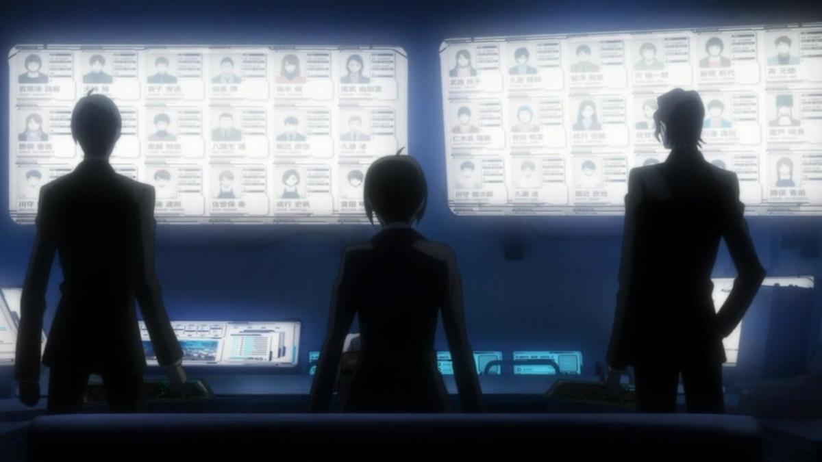 The origins of Kirito Kamui begin to unravel before Division 1.