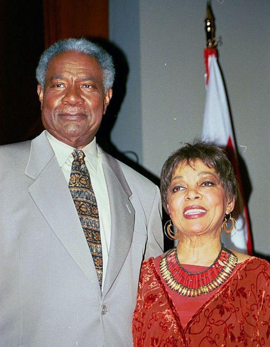 Ozzie Davis and Ruby Dee