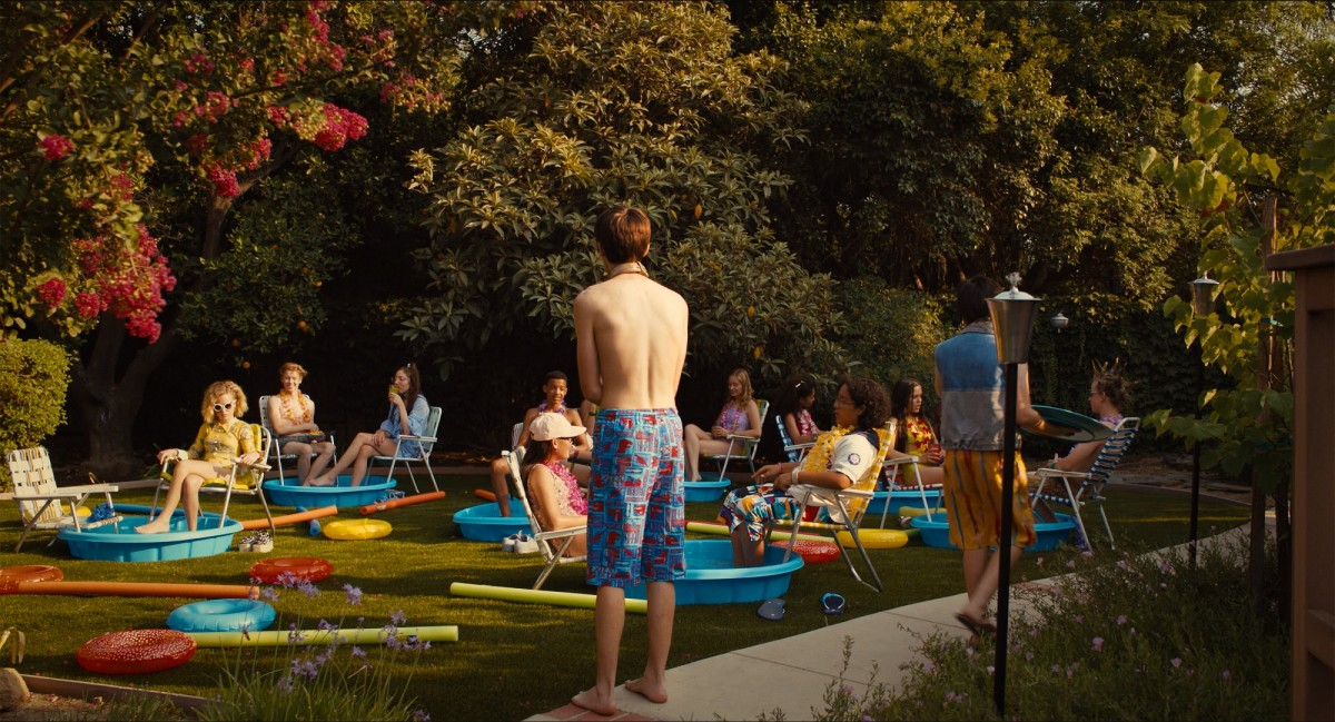 "Pool parties aren't all they're cracked up to be in ""Wyrm."""