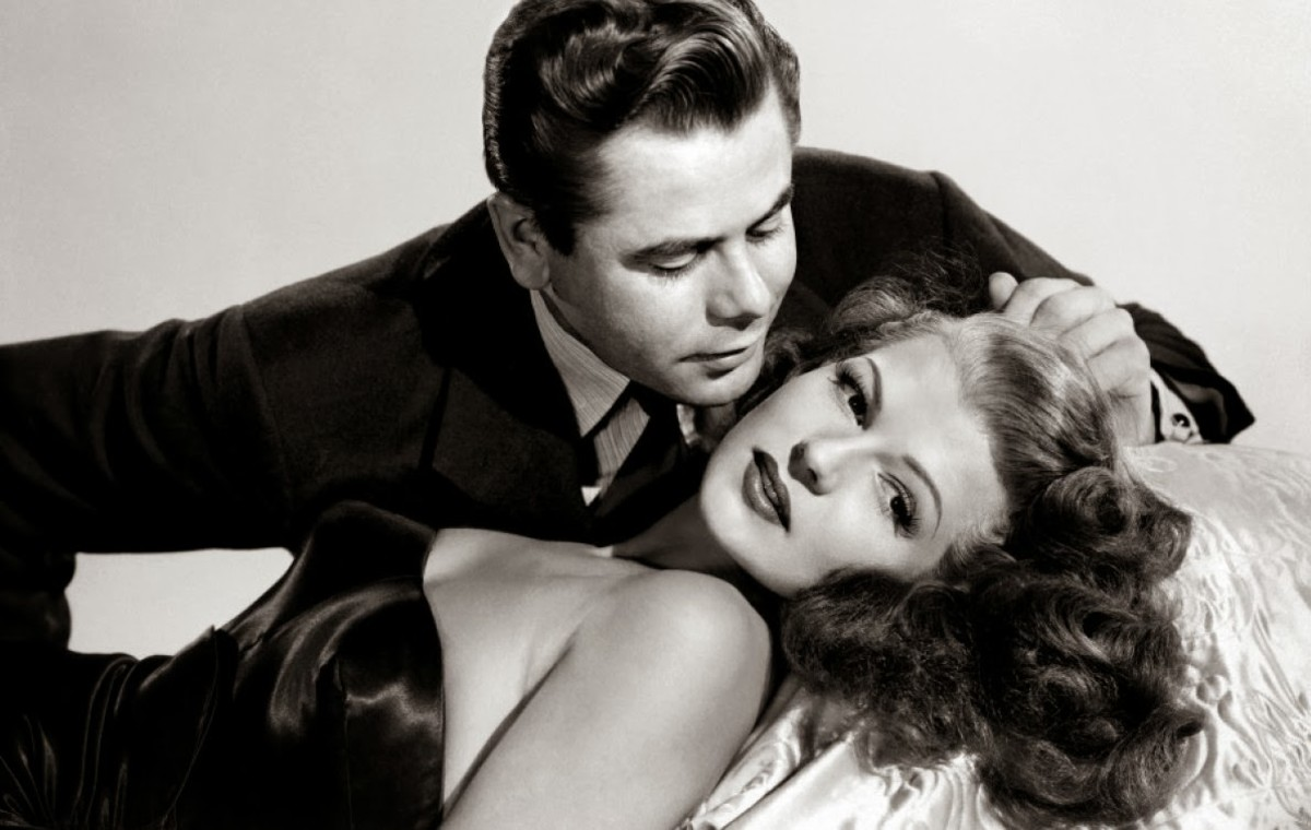 Glenn Ford & Rita Hayworth.