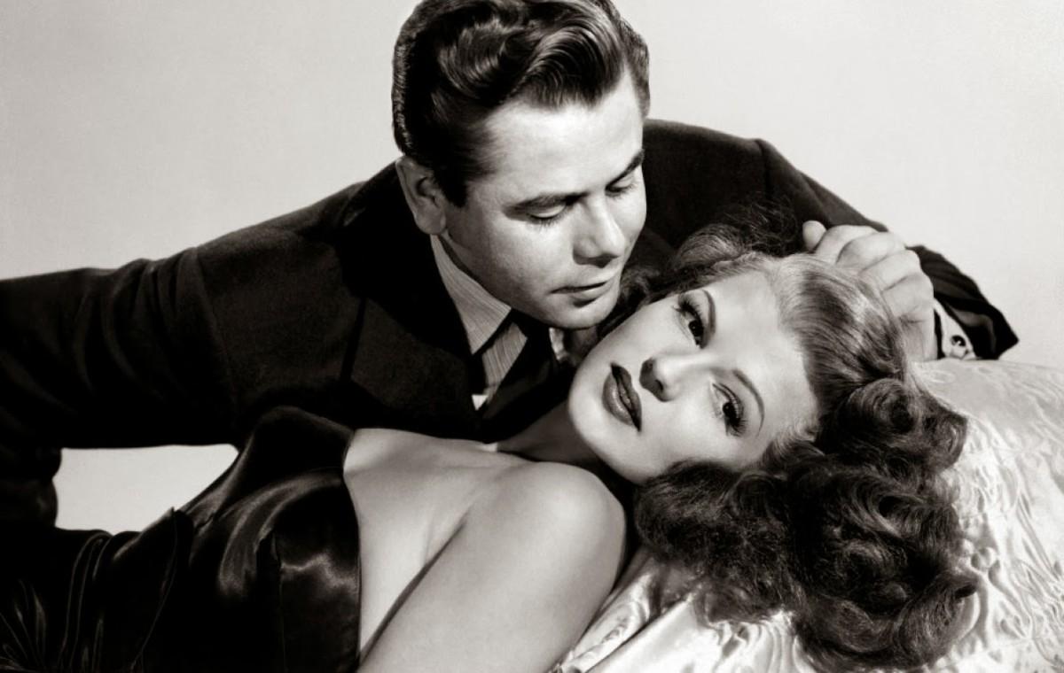 Glenn Ford & Rita Hayworth.