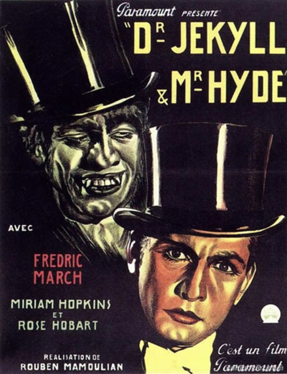 Dr. Jekyll and Mr. Hyde (1931).