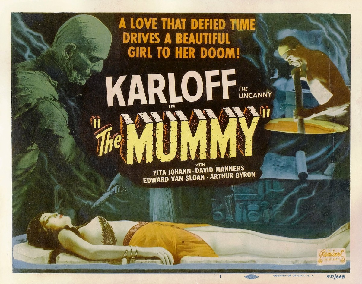 The Mummy (1932).