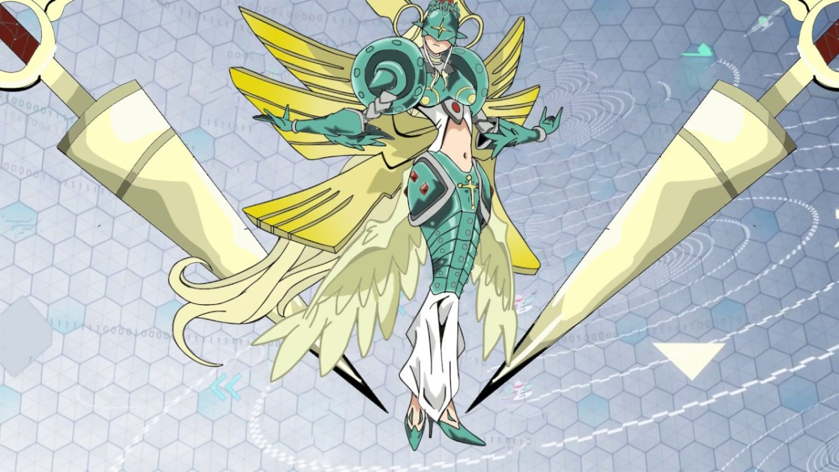 Ophanimon in Digimon tri