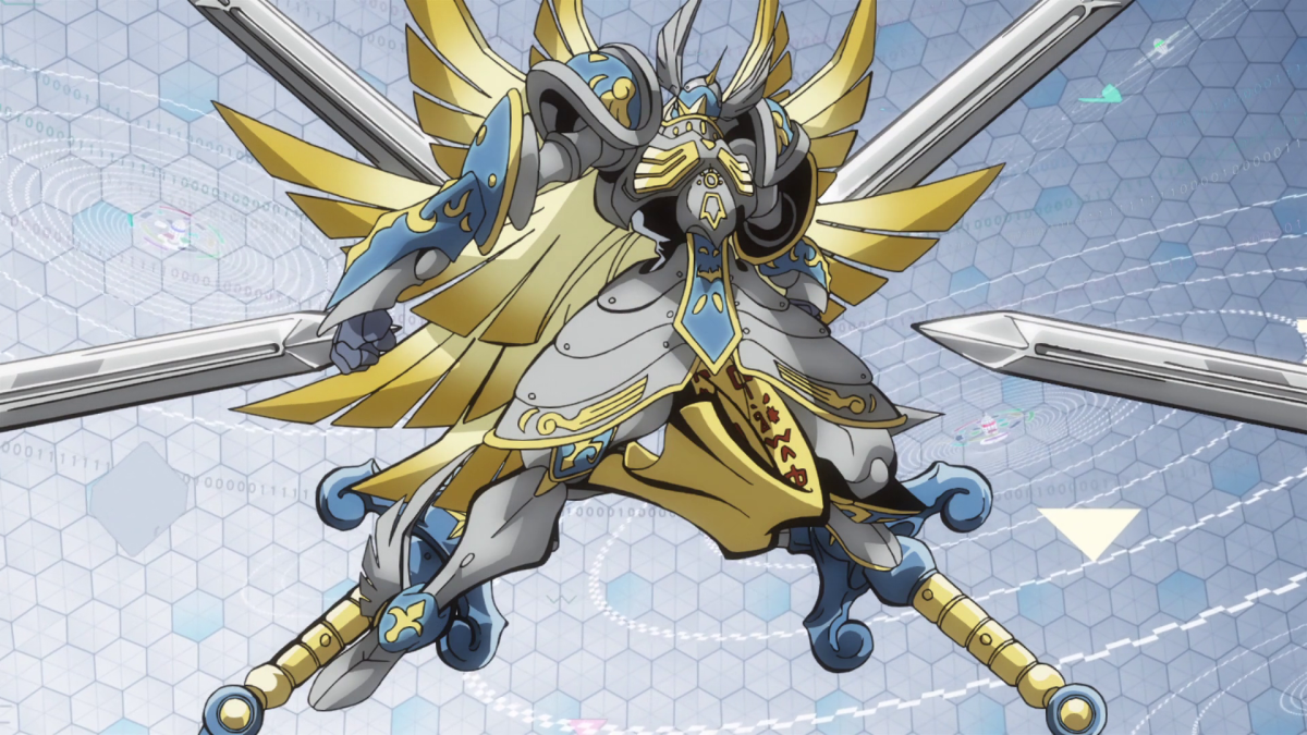 Seraphimon in Digimon tri